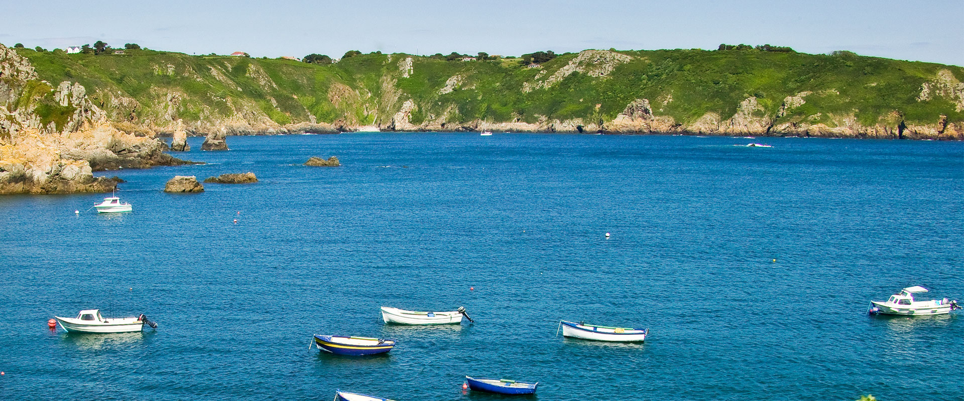 South coast - Images courtesy of VisitGuernsey